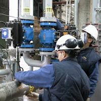 Señalización industrial de procesos y riesgos